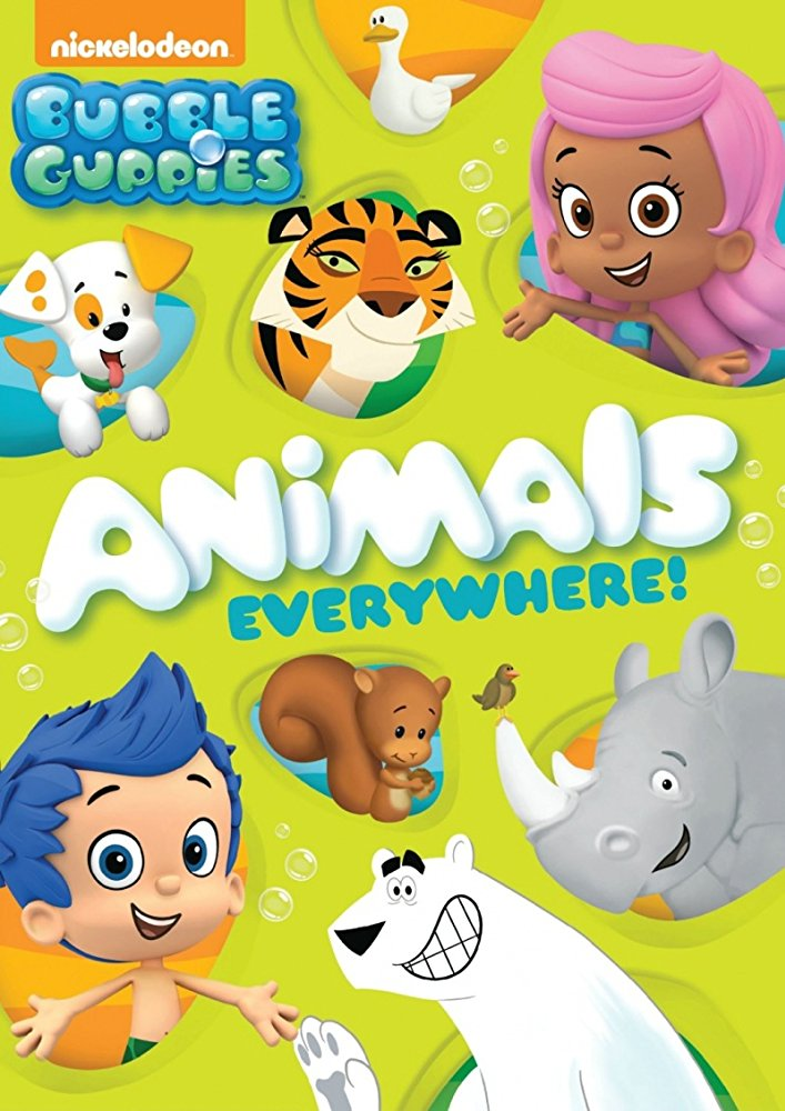 Bubble Guppies - Complete Series