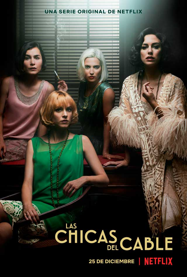 Cable Girls - Season 3
