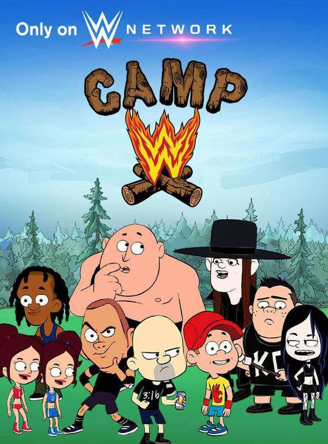 Camp WWE - Season 2
