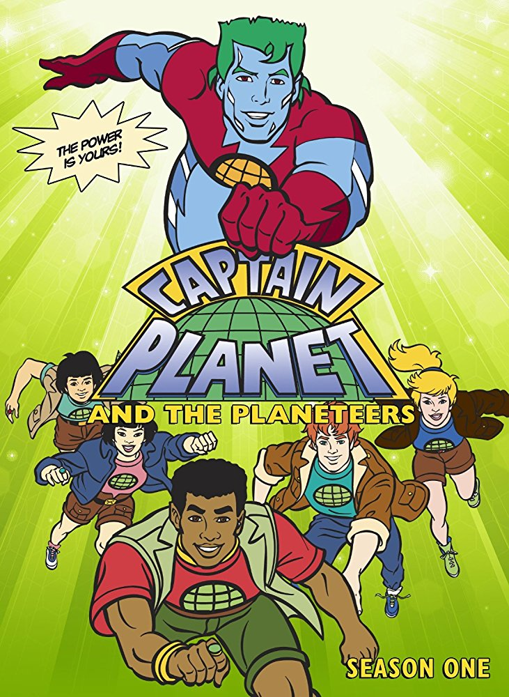 Captain Planet and the Planeteers - Season 5