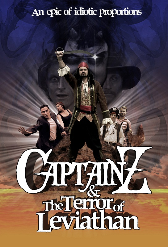 Captain Z and the Terror of Leviathan