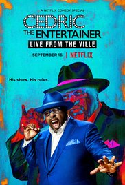 Cedric the Entertainer: Live from the Ville