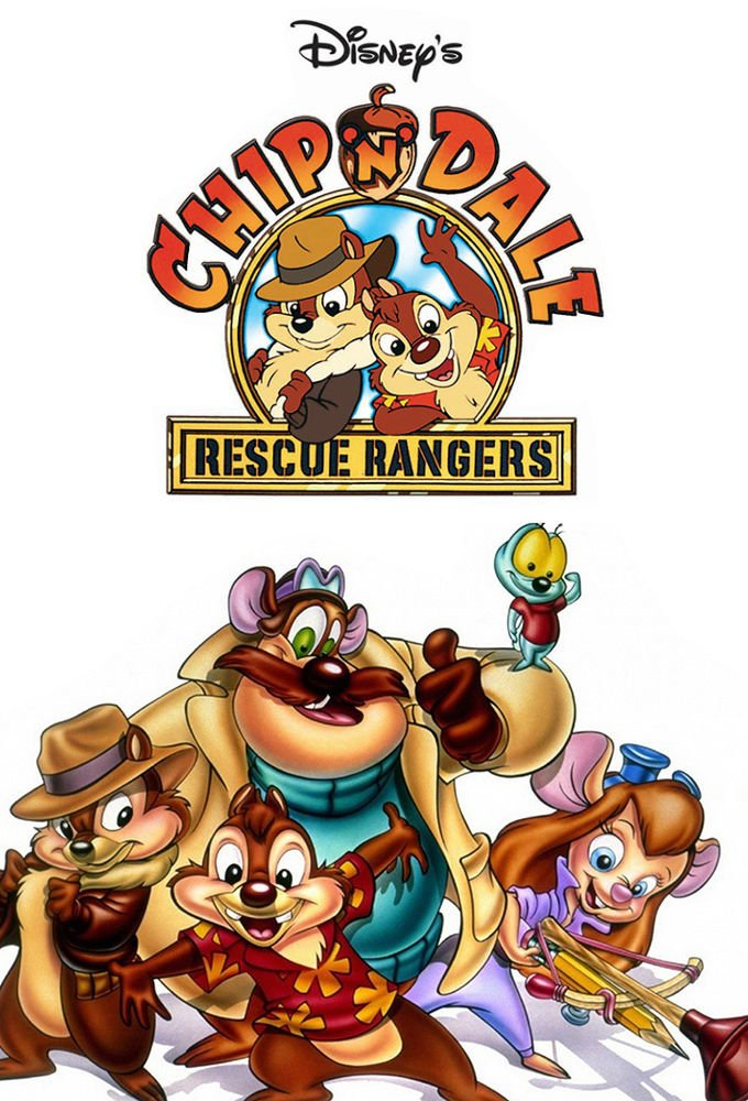 Chip 'n' Dale Rescue Rangers - Season 3