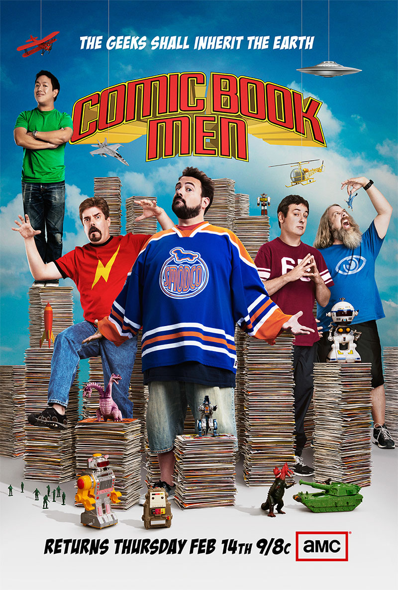 Comic Book Men - Season 2