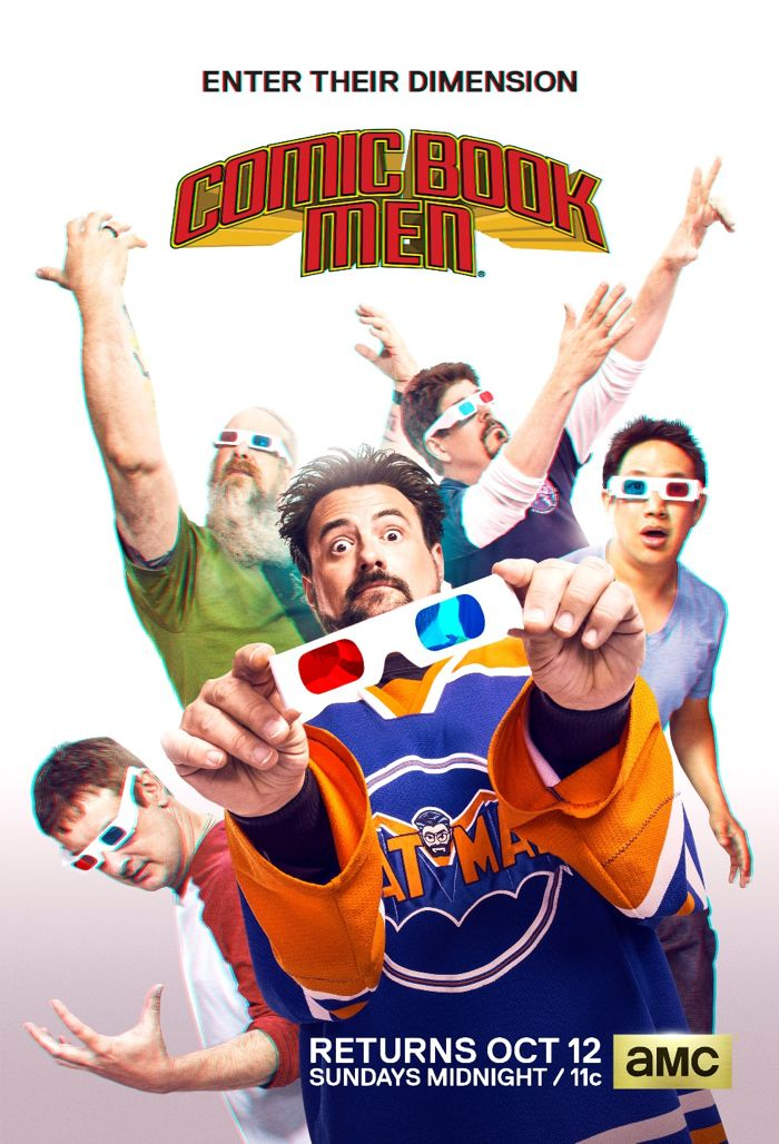 Comic Book Men - Season 3