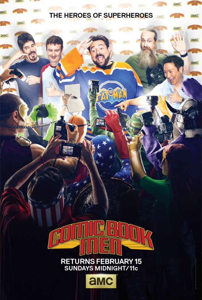 Comic Book Men - Season 4