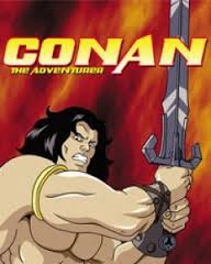 Conan: The Adventurer