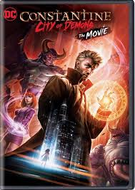 Constantine: City of Demons: The Movie