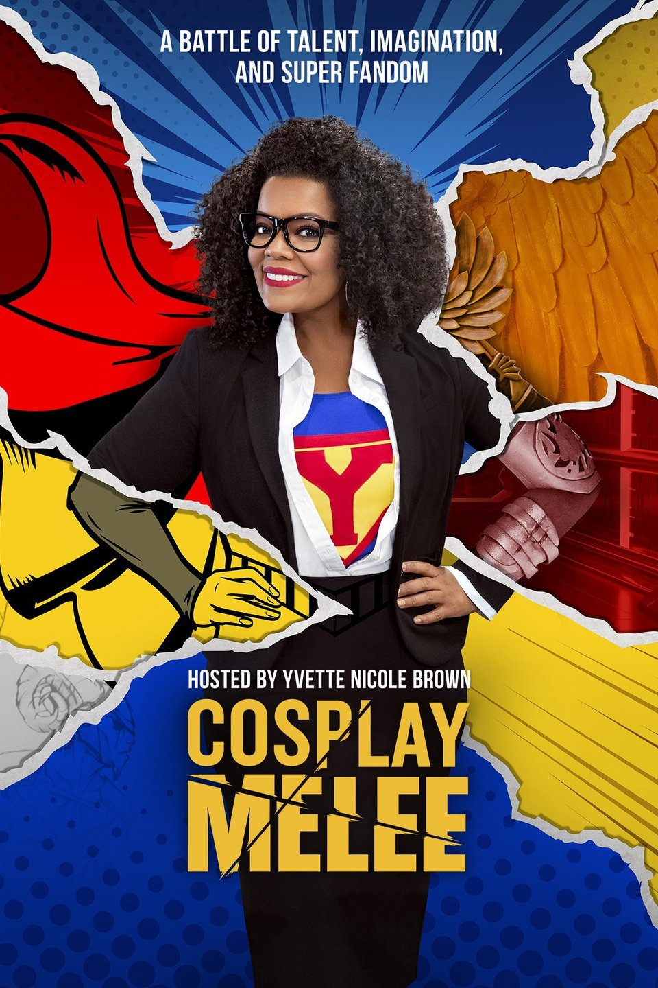 Cosplay Melee - Season 1
