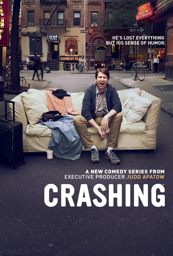 Crashing - Season 2