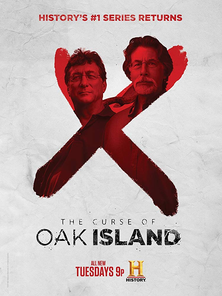Curse Of Oak Island - Season 6