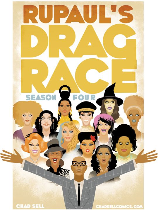 Drag Race - Season 3
