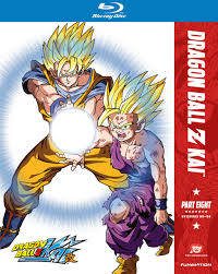 Dragon Ball Z Kai - Season 6