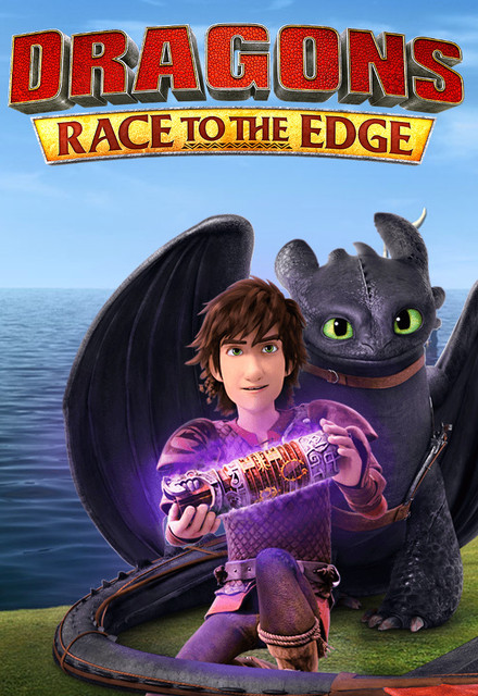 Dragons: Race to the Edge - Season 4