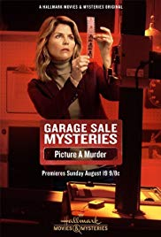 Garage Sale Mysteries: Picture a Murder