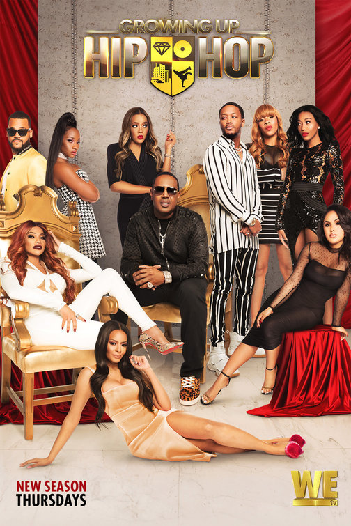 Growing up Hip Hop - Season 4