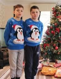 Gypsy Kids at Christmas