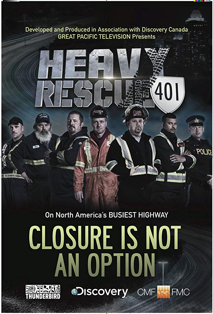 Heavy Rescue: 401 - Season 3