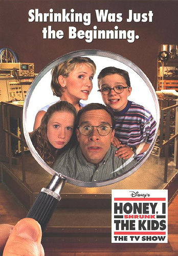 Honey, I Shrunk the Kids: The TV Show - Season 1
