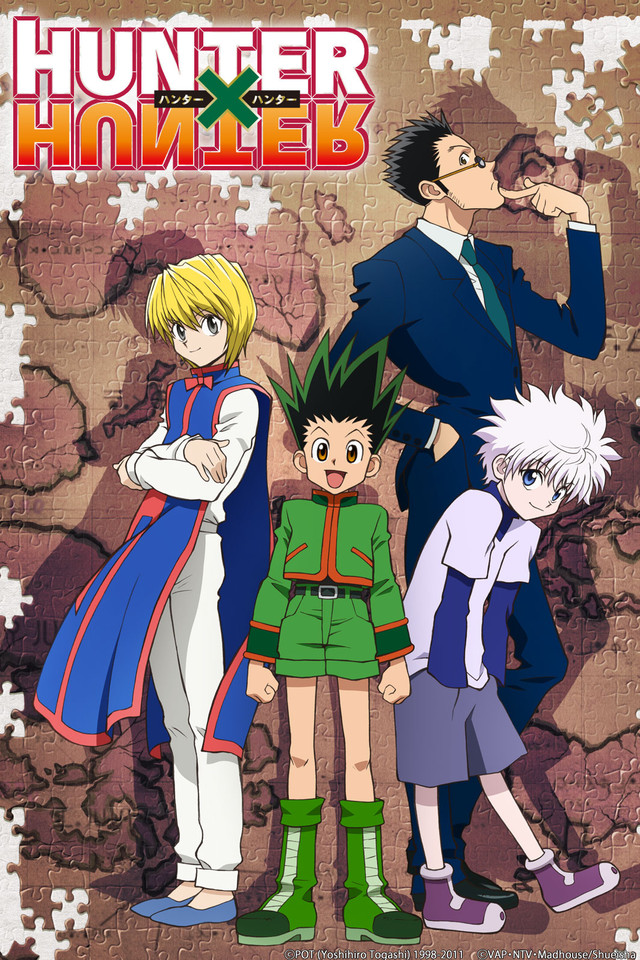 Hunter x Hunter (English Audio)