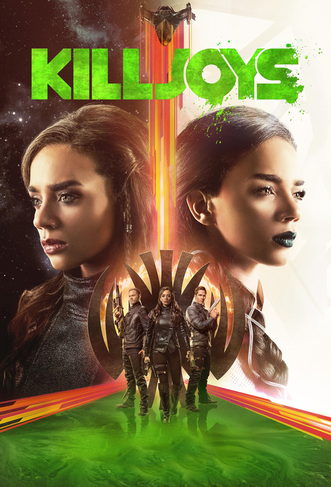 Killjoys - Season 4