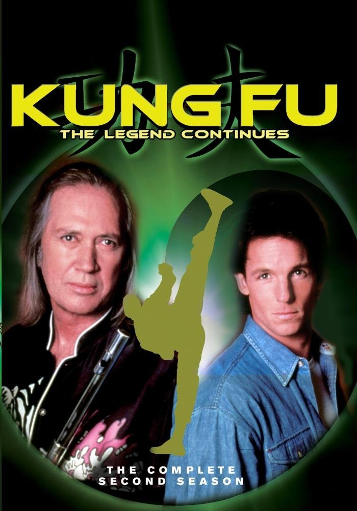 Kung Fu: The Legend Continues  - Season 4