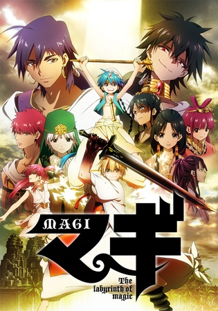 Magi: The Kingdom of Magic - Season 2
