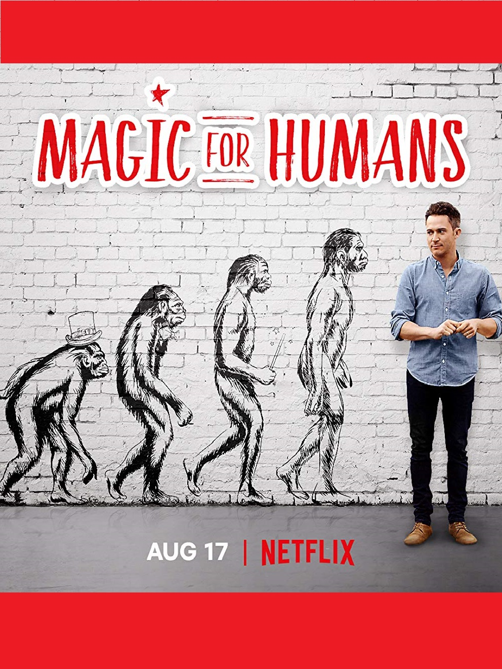Magic for Humans with Justin Willman - Season 1