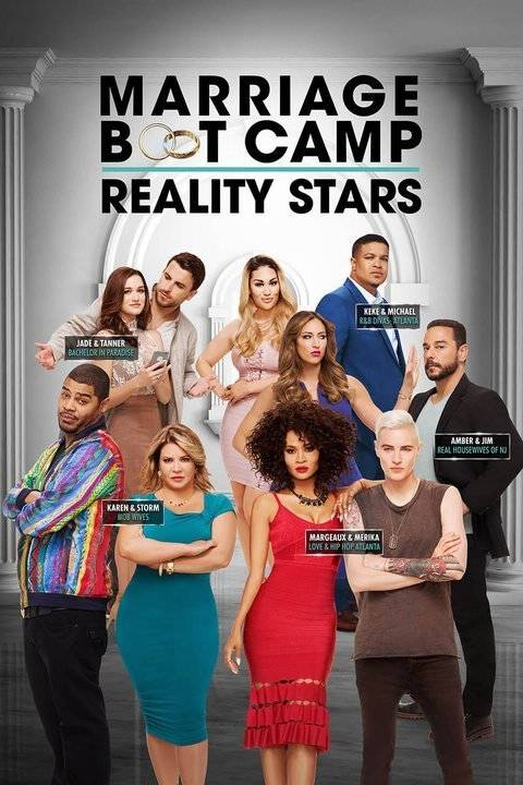 Marriage Boot Camp Reality Stars - Season 12