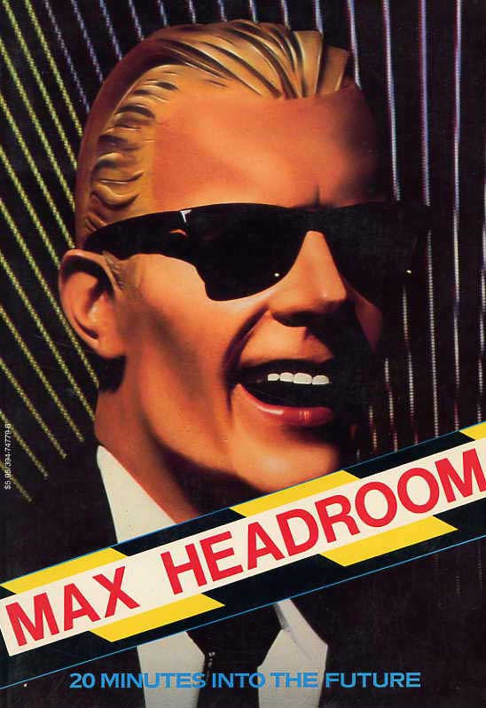 Max Headroom - Season 1-2