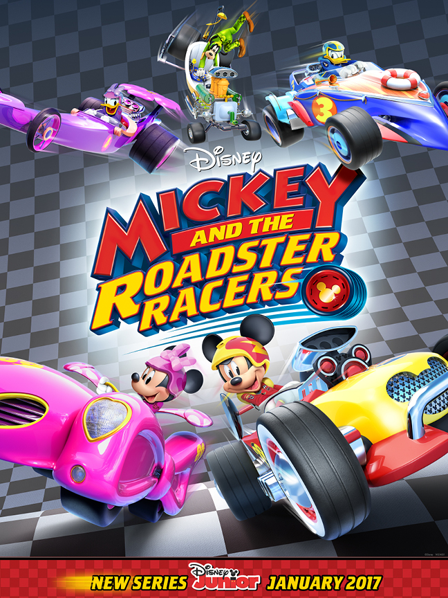 Mickey and the Roadster Racers – Season 2