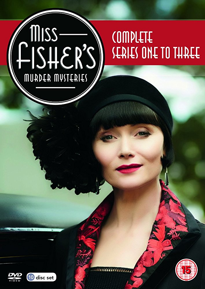 Miss Fisher's Murder Mysteries - Season 1