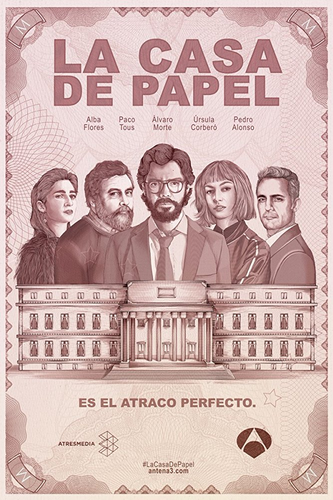 Money Heist - Season 1