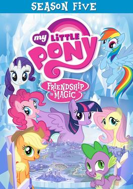 My Little Pony Friendship Is Magic - Season 5