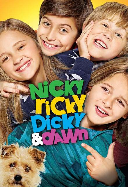 Nicky Ricky Dicky and Dawn - Season 1