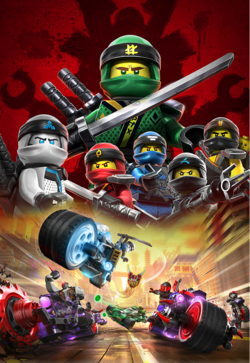 Ninjago: Masters of Spinjitzu - Season 8