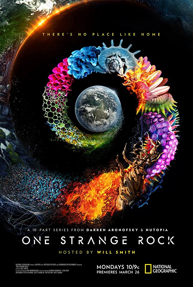 One Strange Rock - Season 1