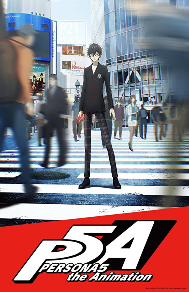 PERSONA 5 the Animation - Season 1