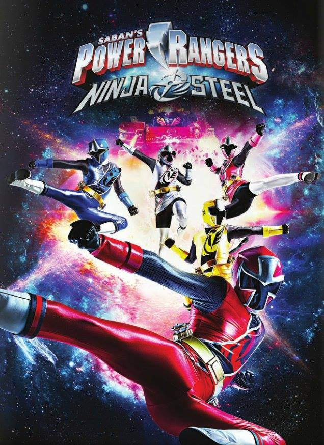 Power Rangers Ninja Steel - Season 25