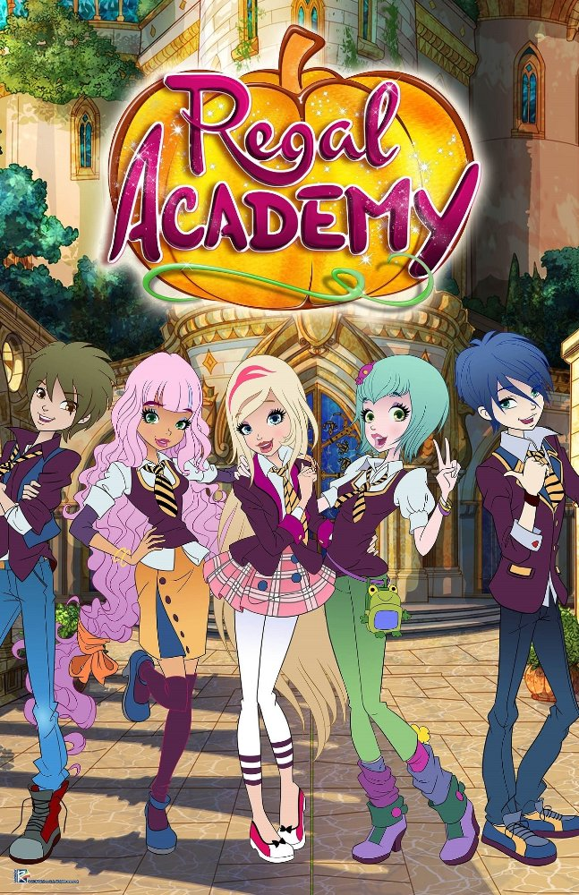 Regal Academy - Season 1