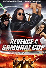 Revenge of the Samurai Cop