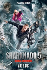 Sharknado 5: Global Swarming