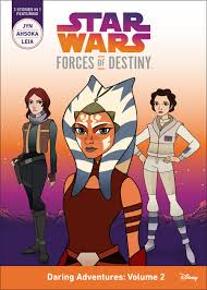 Star Wars: Forces of Destiny - Season 2