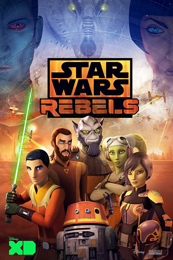 Star Wars: Rebels - Season 4