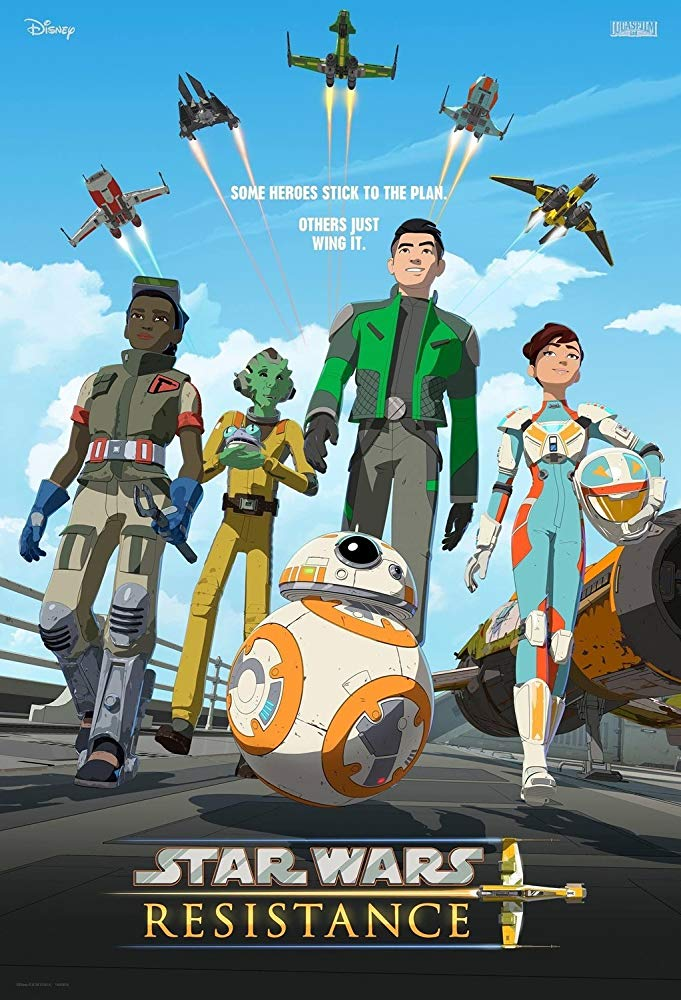 Star Wars Resistance - Season 1