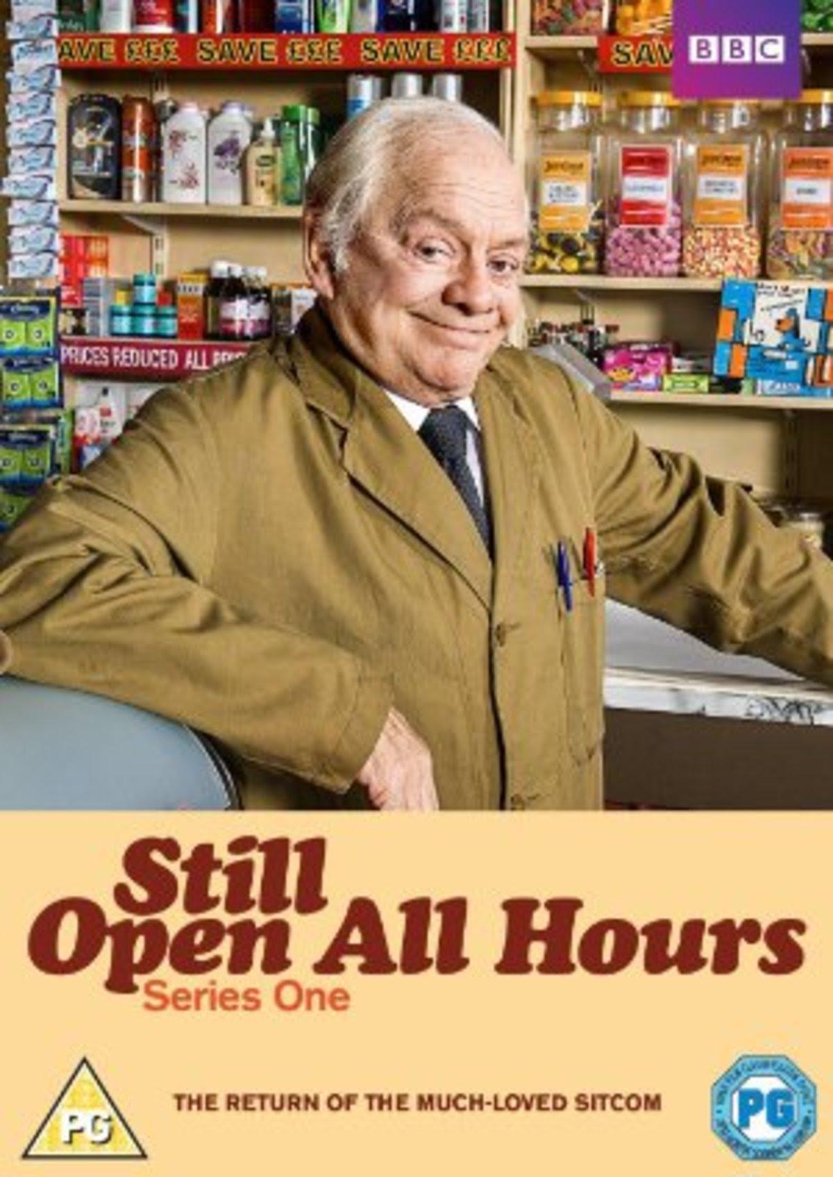 Still Open All Hours - Season 4