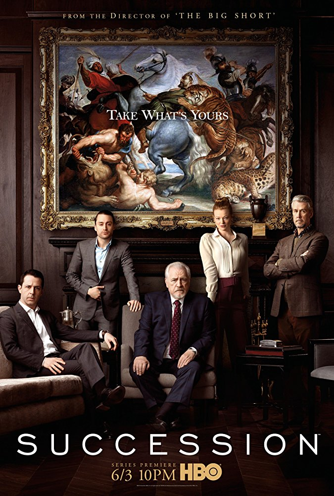 Succession - Season 1