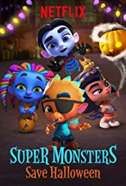 Super Monsters Save Halloween