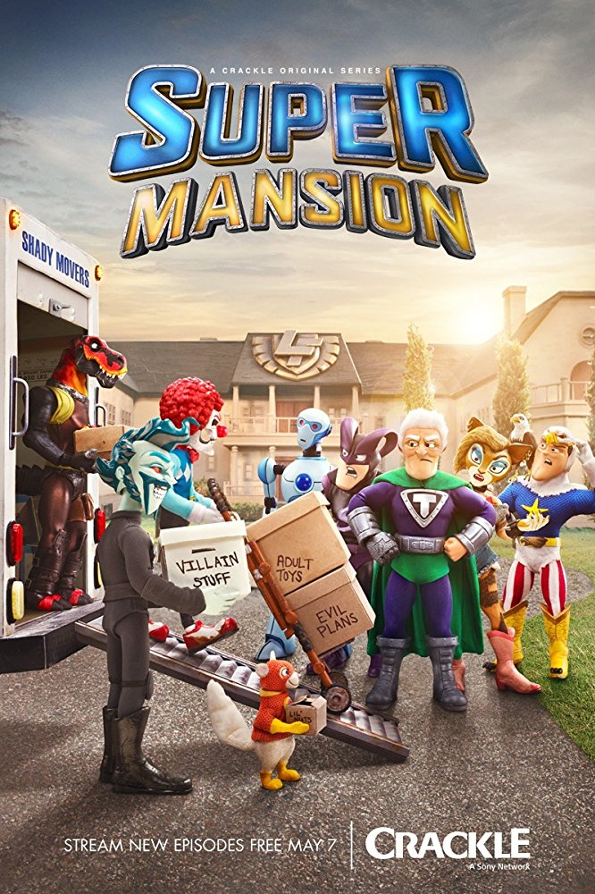 SuperMansion - Season 3