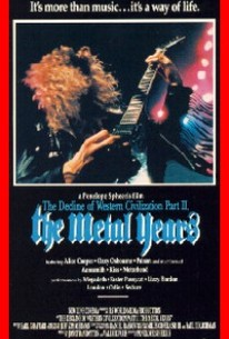 The Decline of Western Civilization Part 2: The Metal Years